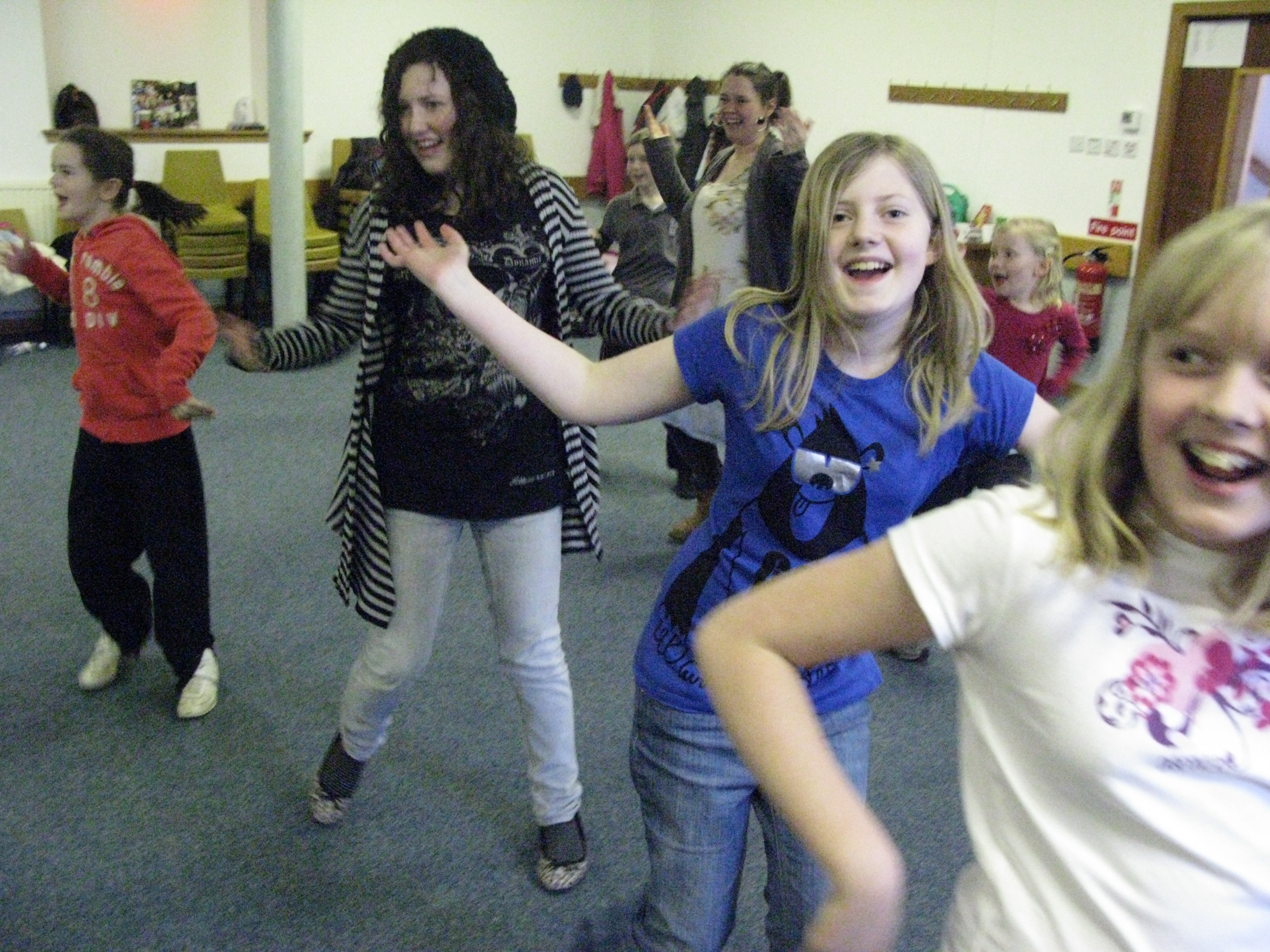 Easter Camp 2010