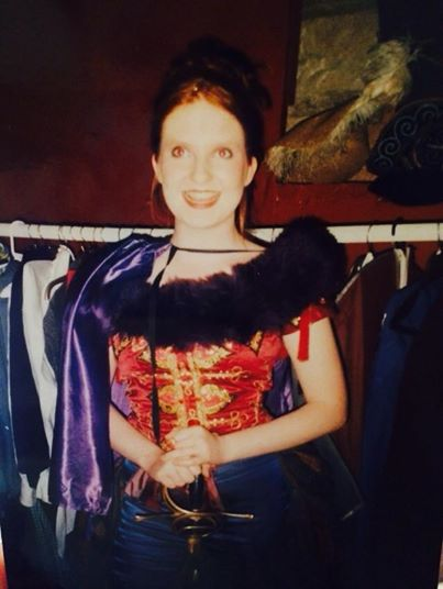 Scottish Youth Theatre 1998